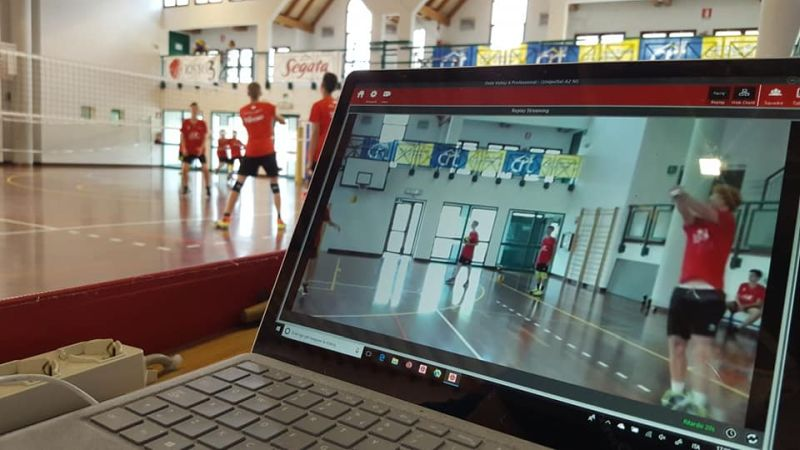 Video Analysis in palestra a Sopramonte