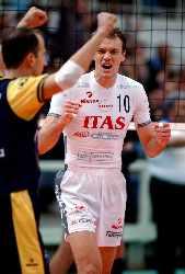 LíItas Grundig Trentino ingaggia il libero Giuseppe Sorcinelli.