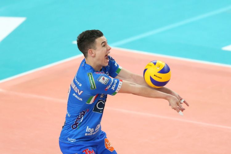 vendite calde d2106 db7ae The best libero of the world joins Trentino Volley: here ...